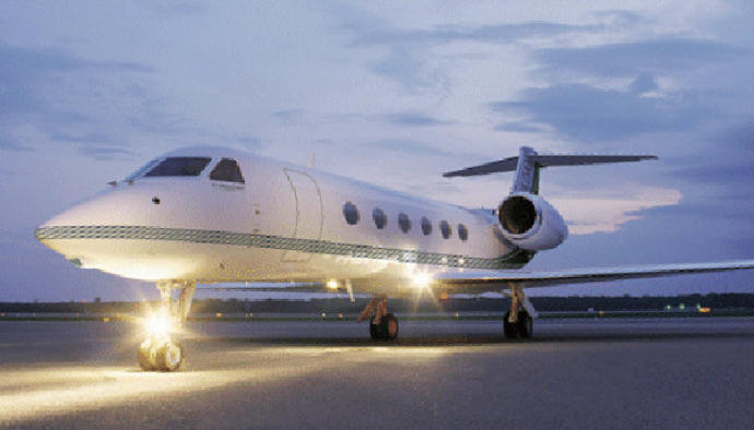 business jet for sale